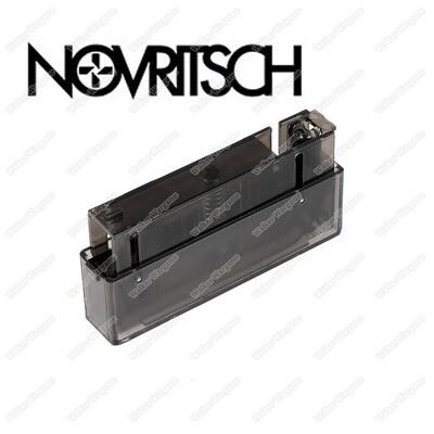 Novritsch SSG96 Spare Magazine 21 Rds Transparent