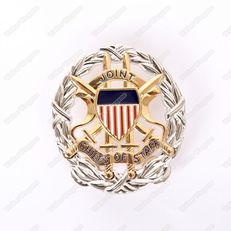 US Army Joint Chiefs of Staff Badge Insignia - Metal