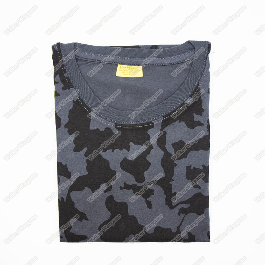 Camo Shirts -- Special Force Multicam Black MCBK