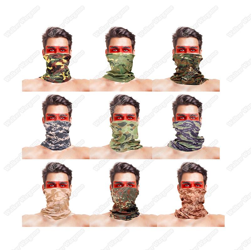 Multi WARP Seamless Headband Headwear Neck Face Mask Multiwarp