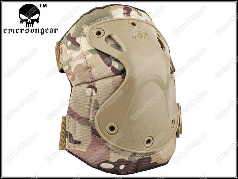 Emerson TF Style Knee Elbow Pads Set - Multicam