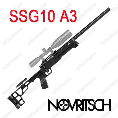Novritsch SSG10 A3 Airsoft Sniper 2.8Joules  500fps M150 Spring