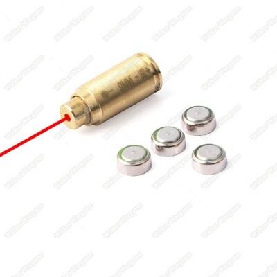 9MM Laser Bore Sighter Cartridge Laser Sighter