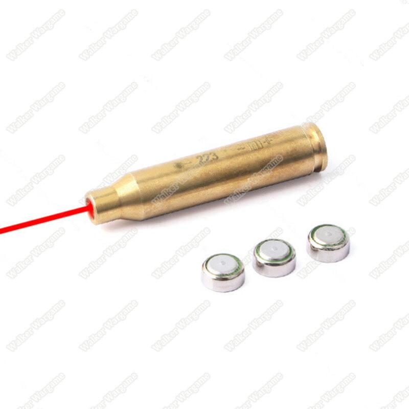 .223 5.56 Laser Bore Sighter Cartridge Laser Sighter