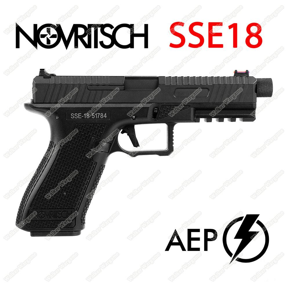 Novritsch SSE18 Full Auto Pistol AEP Electric Glock 18