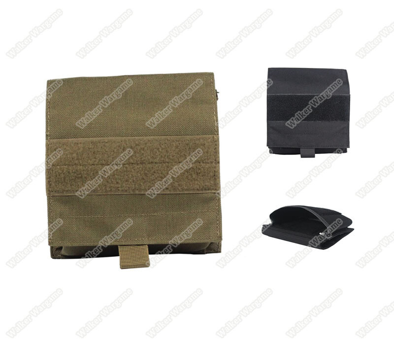 Spanker 1000D Molle Utility Pouch  - Fit Map,Mag, Radio
