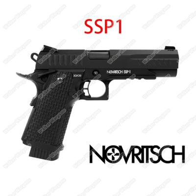 Novritsch SSP1 Airsoft Pistol Green Gas GBB