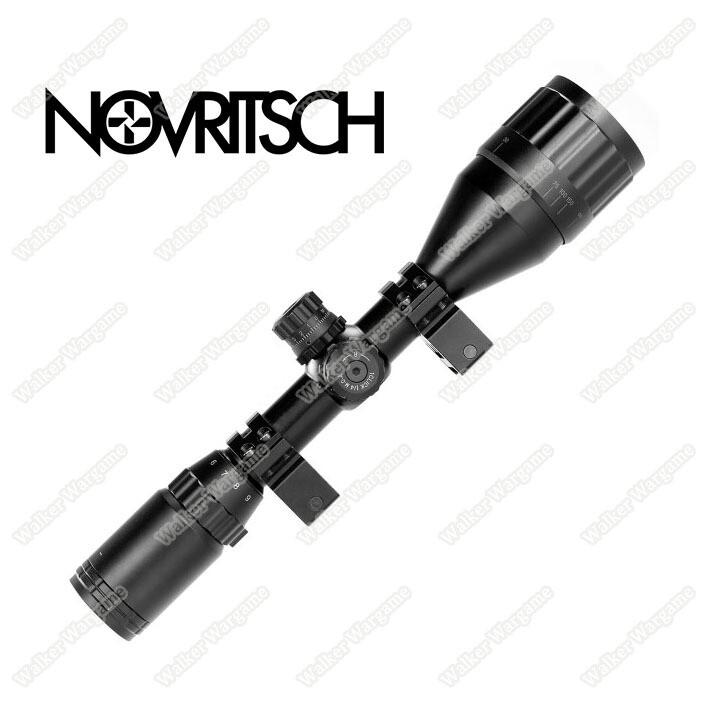 Novritsch 3x-9x 50mm Sniper Scope With Mount