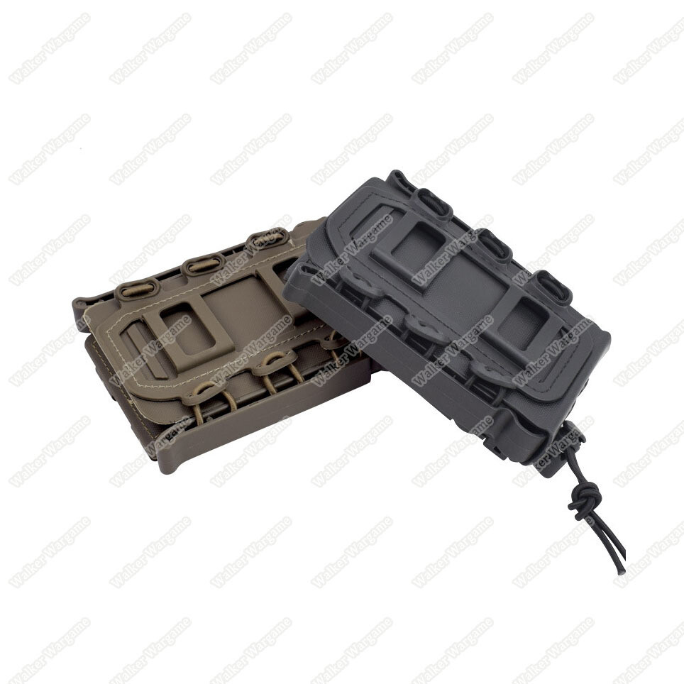 Scorpion Rifle 556 Mag Magazine Carrier Molle Clip