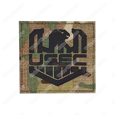 LWG034 USEC United Security PMC  Multicam - Laser Cut Patch With Velcro
