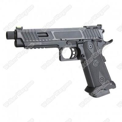 SRC KIKIMORA TTI Green Gas Pistol - John Wick Style Pistol