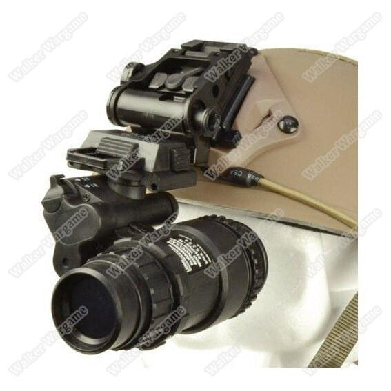FMA NVG AN/ PVS18 Night Vision Dummy - Black