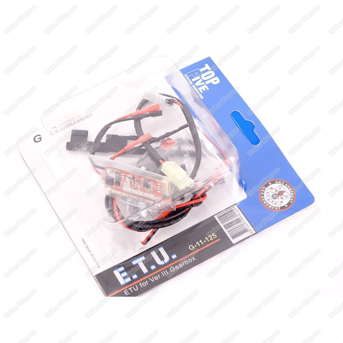 G&G ETU Electronic Trigger Unit and Mosfet - Series V3 Gearboxes