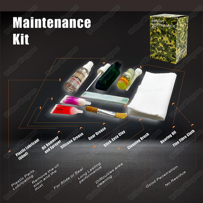 Ultraforce Maintenance Kit for Airsoft GBB AEG
