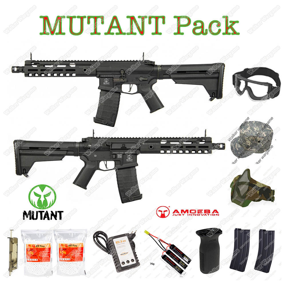 Airsoft AEG Pro Mutant Package - Now R7400 Save R1839.00