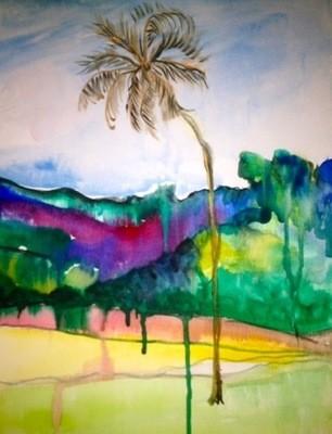 Pop Palm Tree