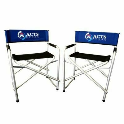 Branded Directors Chairs