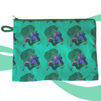 Broccoli Quing Bag