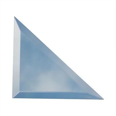 Зеркальная плитка 200х200 мм, треугольная