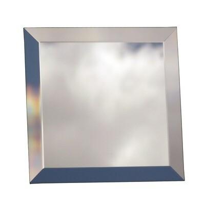 Зеркальная плитка 141х141мм, квадратная