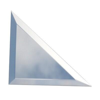 Зеркальная плитка 212х212 мм, треугольная