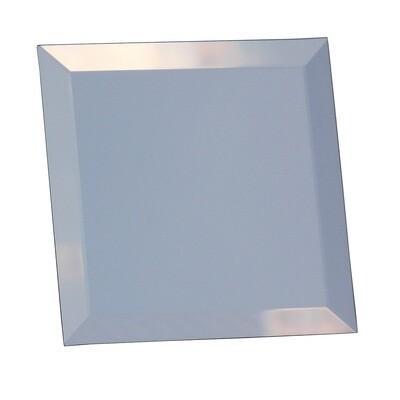 Зеркальная плитка 176х176 мм, квадратная