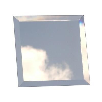 Зеркальная плитка 200х200 мм, квадратная