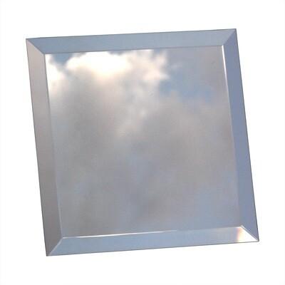 Зеркальная плитка 212х212 мм, квадратная