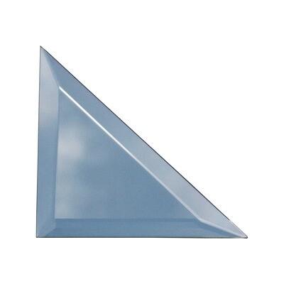 Зеркальная плитка 150х150 мм, треугольная