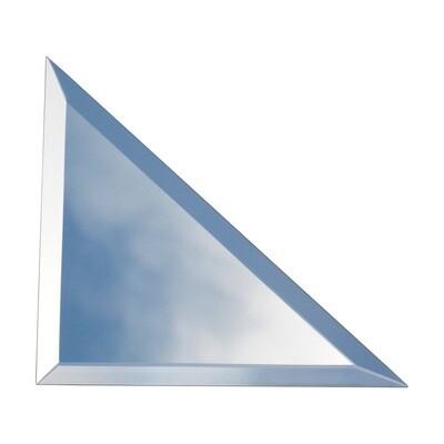 Зеркальная плитка 250х250 мм, треугольная