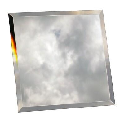 Зеркальная плитка 300х300 мм, квадратная