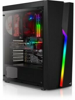 PC Ryzen 5 2600 Gtx 1660 SSD 480Go 8GO RAM