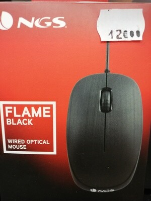 Souris NGS Flame Black