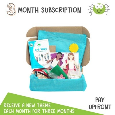 Subscription 3 Month Upfront