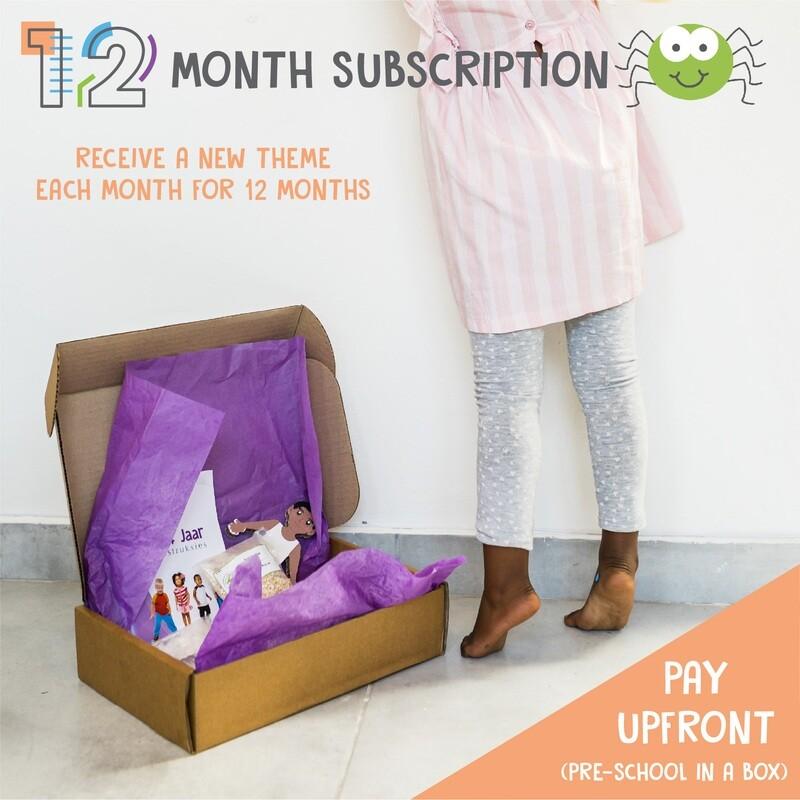 Subscription 12 Month Upfront