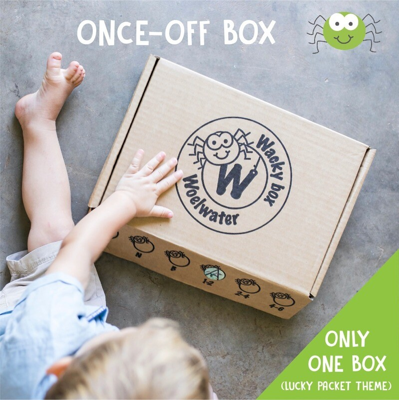 Once Off Box - Any Theme