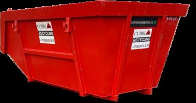 Container op laten halen
