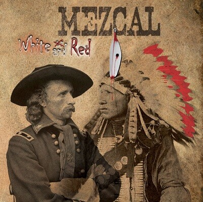 "Mezcal - ""White & Red"" - LP 12 titres - CD"