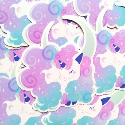 Galarian Ponyta Sticker