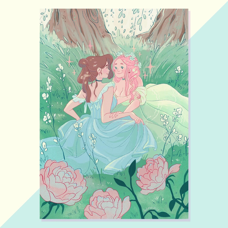 Print - Garden