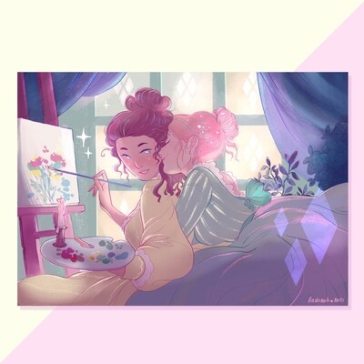 Print- Painter