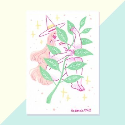 Tiny Witch - Plant