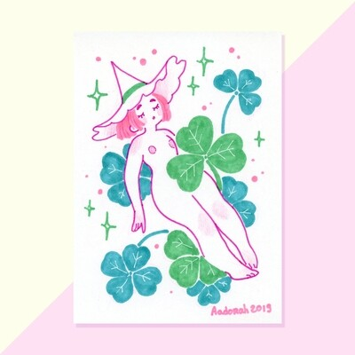 Tiny Witch - Clover