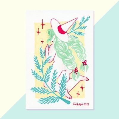 Tiny Witch - Pine