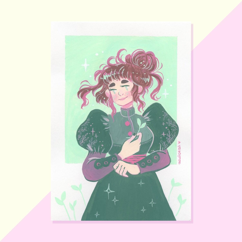 Lady - Original