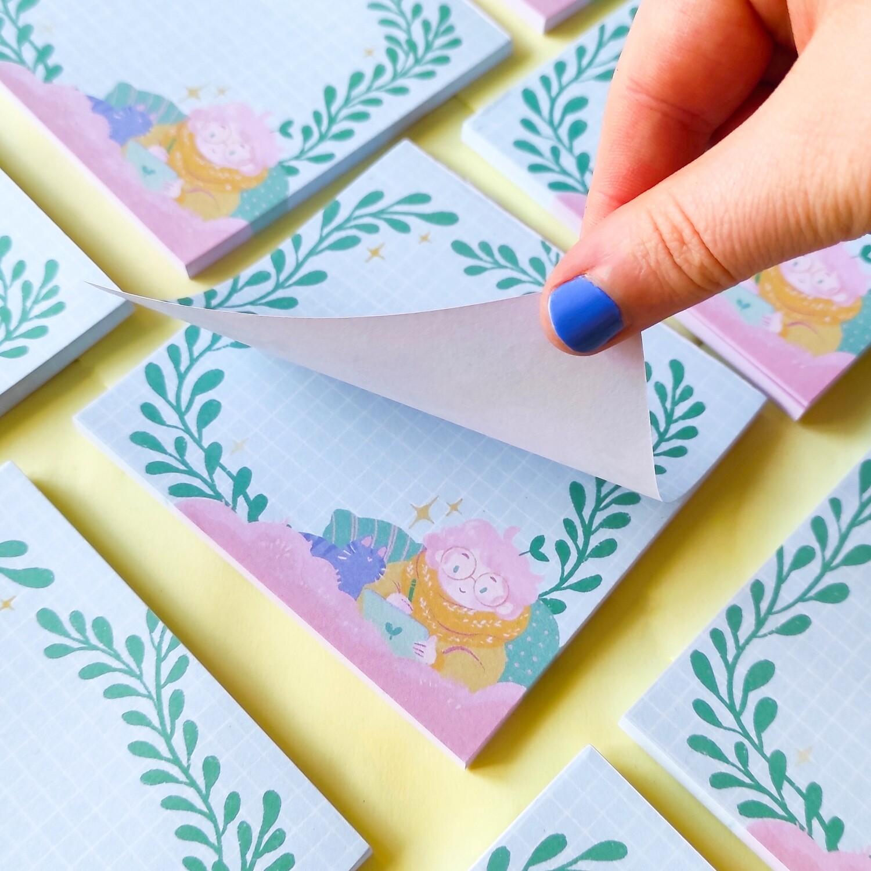 Cute Memo Pads - Bloc Notes