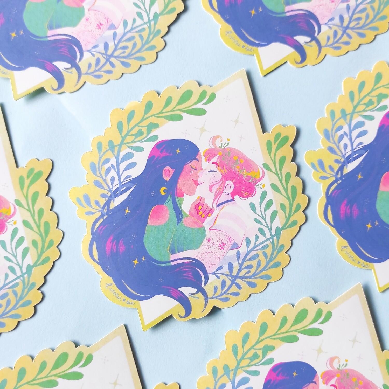 Sticker - Spring Ladies