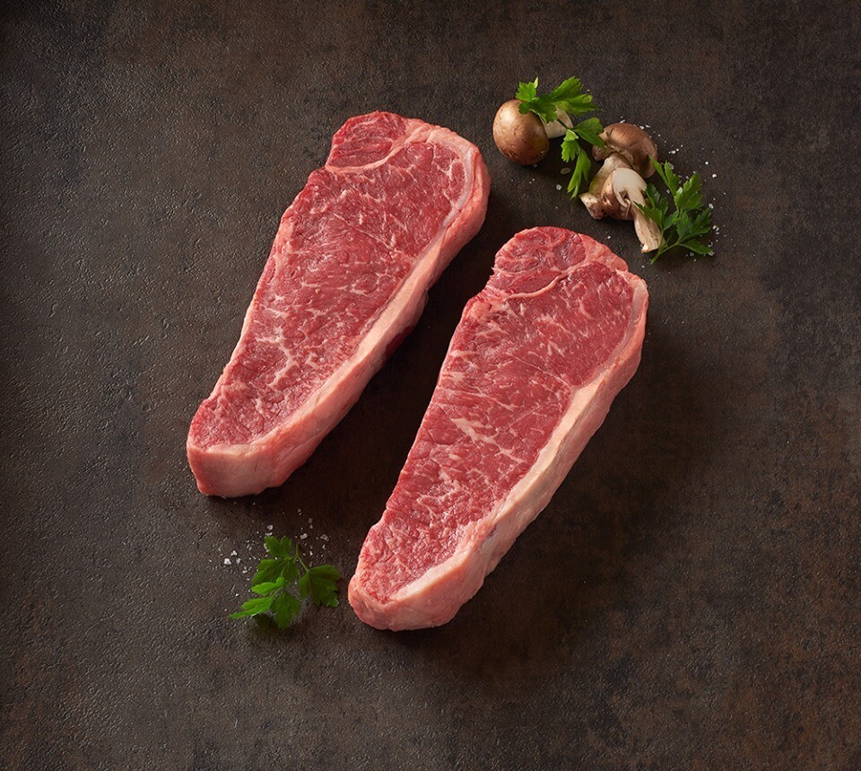 12oz Center Cut Heritage NY Strip Steak