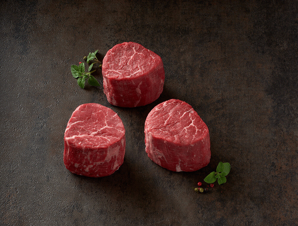 6oz 1855 Prime + Filet Mignon