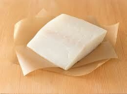 8oz Fresh Alaskan Halibut Wild Caught